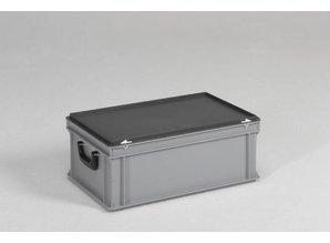 Rako-koffer 40 liter met 2 versterkte grepen