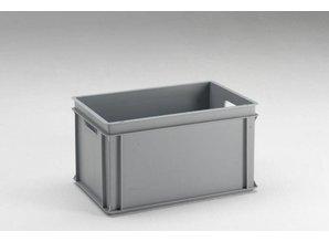 Rako-bak 60 liter met open grepen, grijs