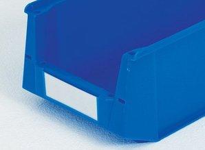 Etiket met beschermfolie voor Silafix 6, 100 stuks