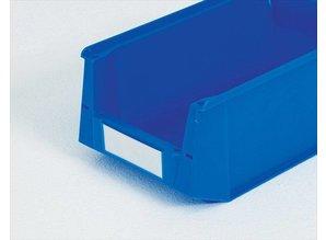 Etiket met beschermfolie voor Silafix 3/3Z/2/2H, 100 stuks