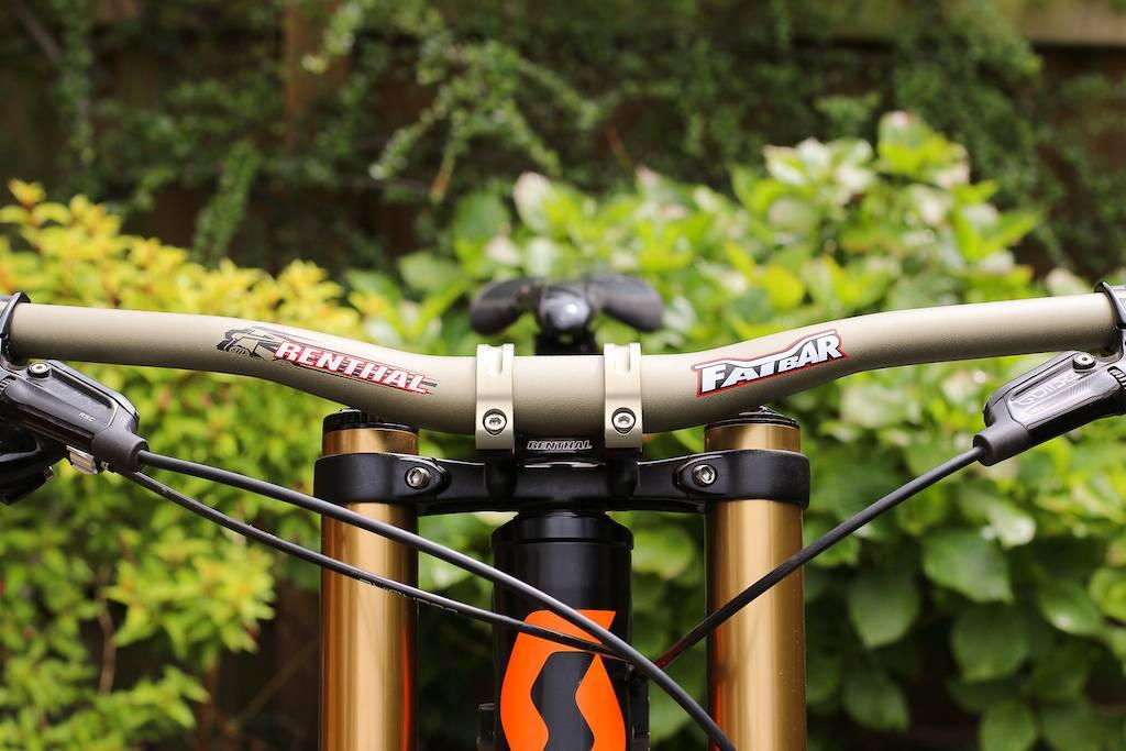 Renthal Fatbar 35
