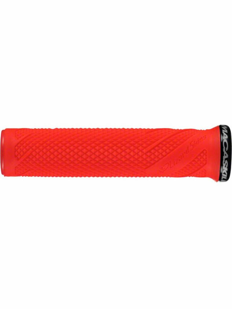 Lizard Skins Danny MacAskill Lock-On Giffe - fire red