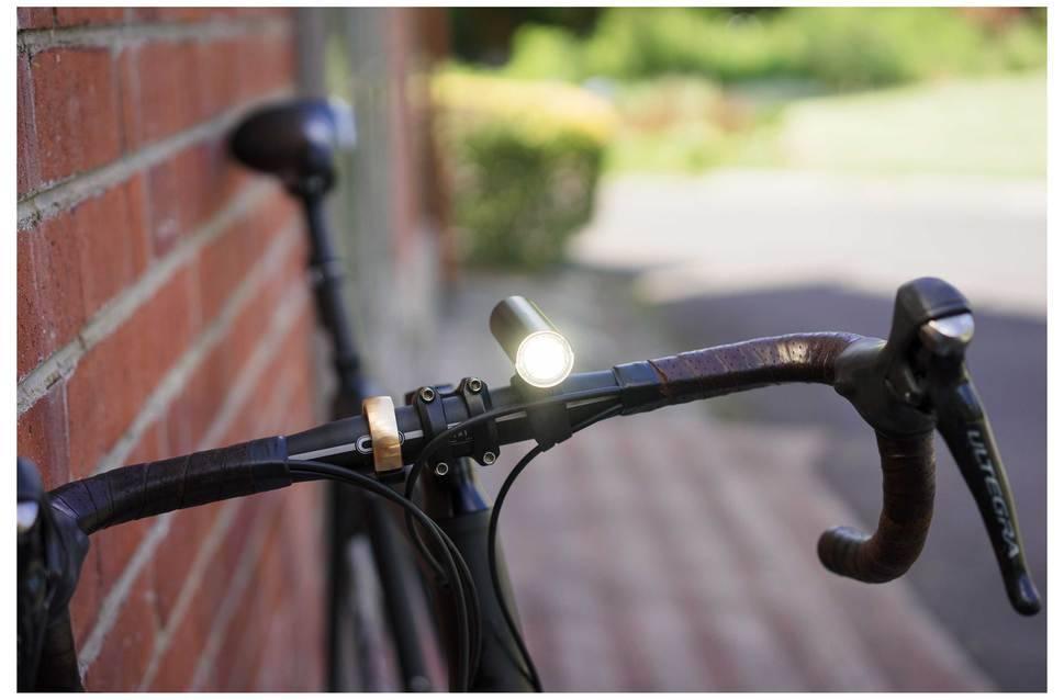 Knog PWR Commuter Helmlampe 450 lumen und 850mAh