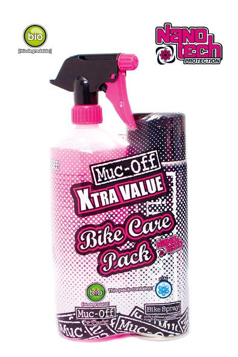 Muc-Off Bike Care Set Bike Cleaner + Bike Protect