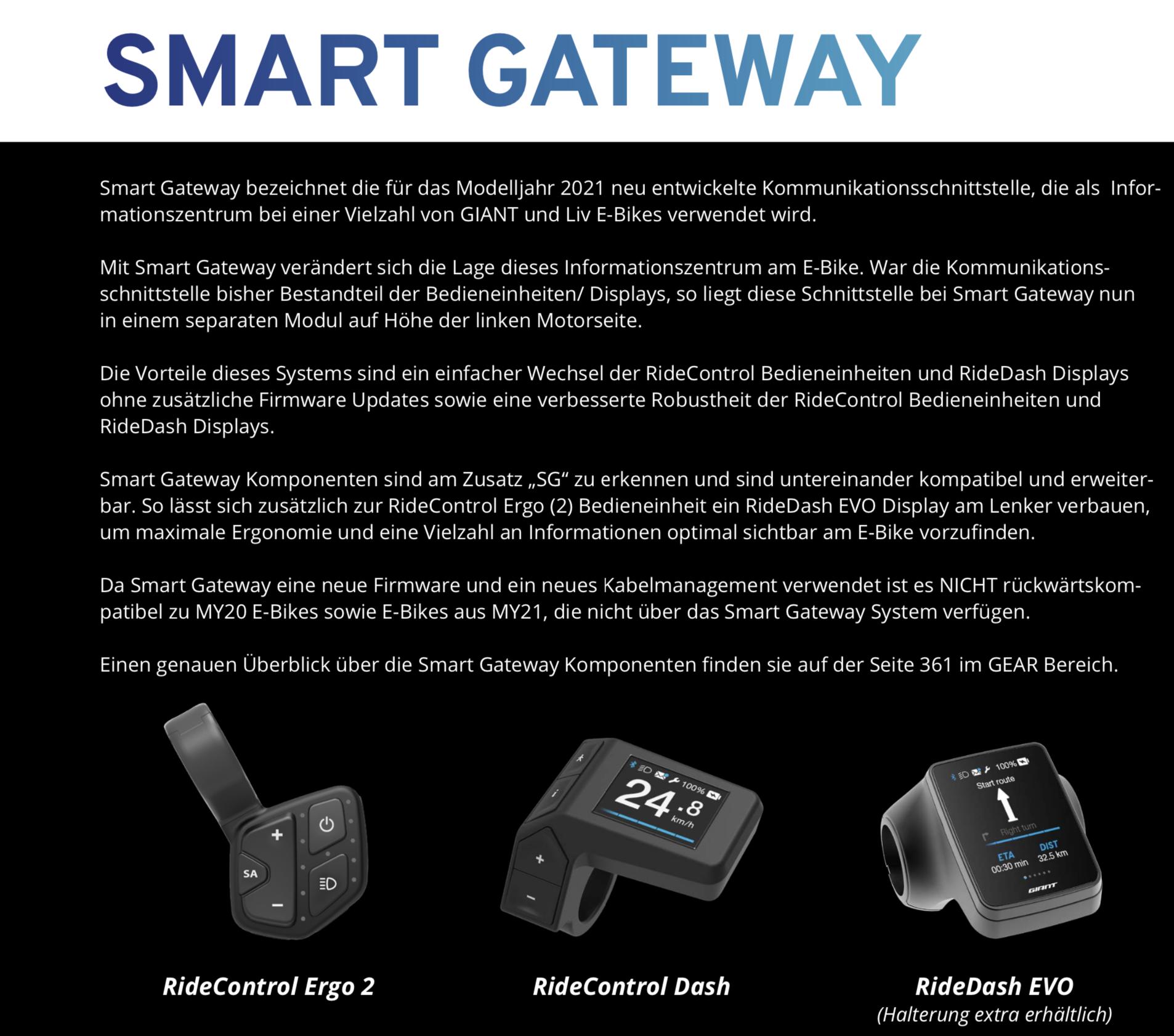 GIANT Explore E+ 1 PRO GTS Modell 2021