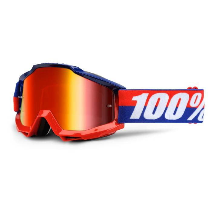 100% Accuri Goggle mirror lens -federal-