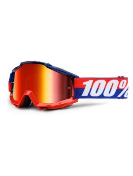 100% Accuri Goggle mirror lens -federal-