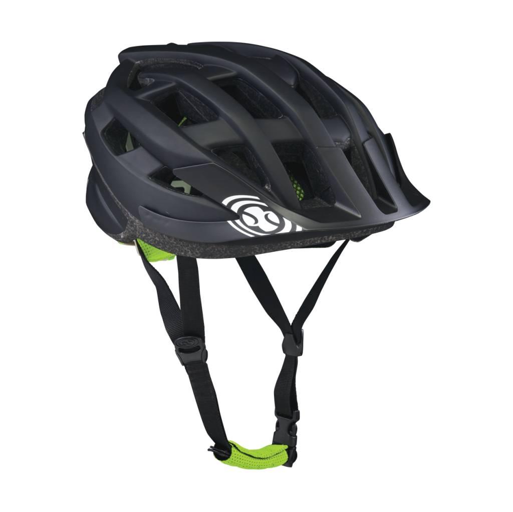 IXS Kronos EVO Helm -schwarz-