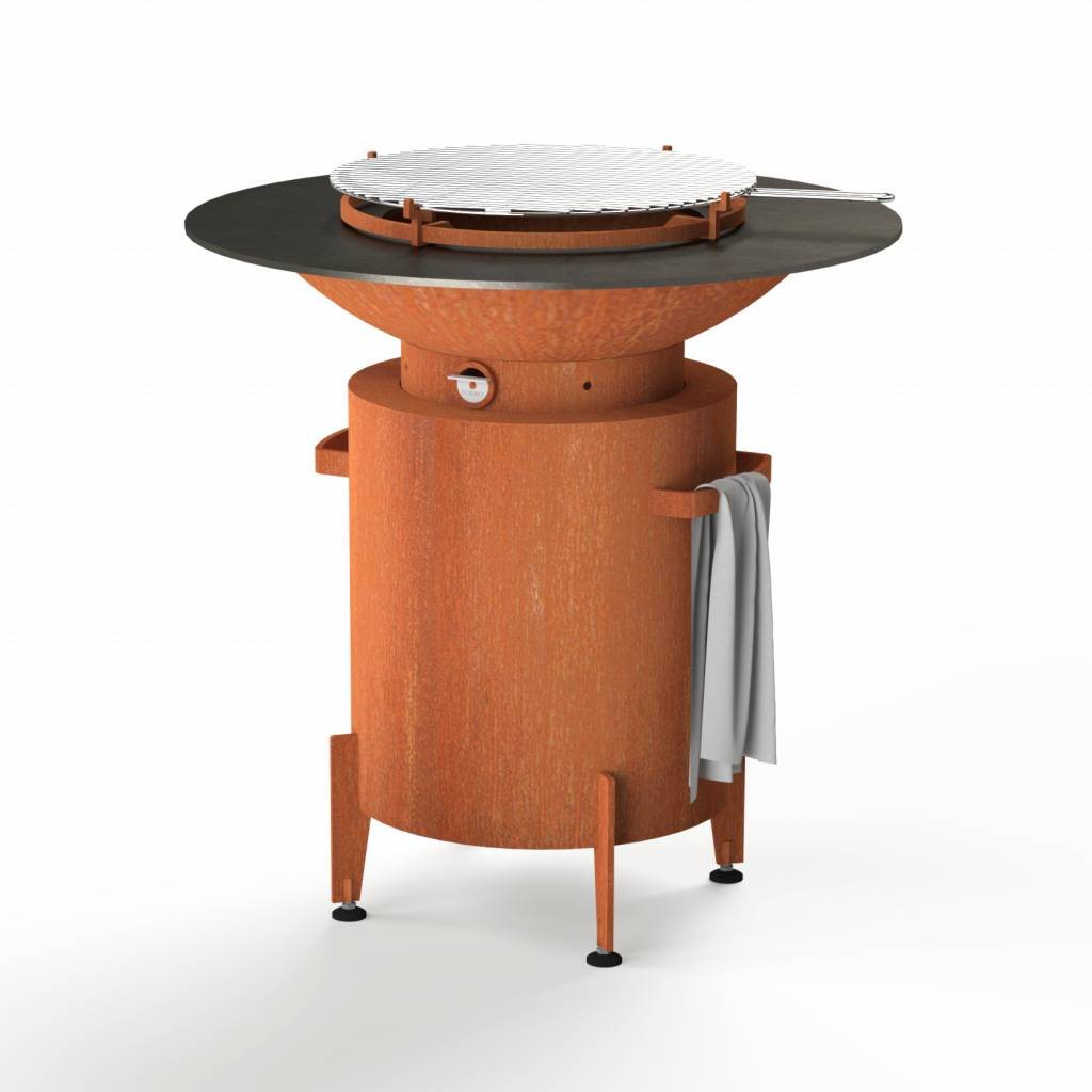 FORNO Barbecue Base 2