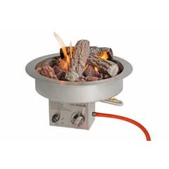 Easy Fires inbouwbrander rond 40x16,5cm.