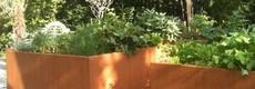 Cortenstaal plantenbak