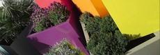 Aluminium plantenbakken