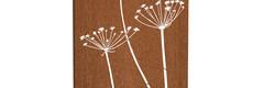 Sfeer panelen cortenstaal NATURE