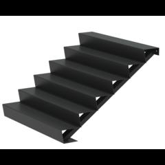 Aluminium trap 150cm.