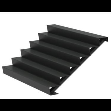 Adezz Aluminium trap 200cm. breed
