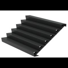 Aluminium trap 250cm.