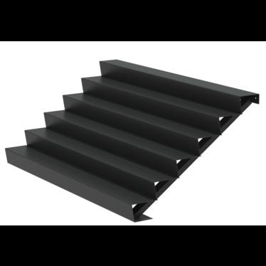 Adezz Aluminium trap 250cm. breed