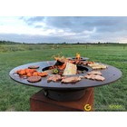 Grill ring  barbecue