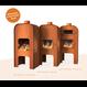 Tuinhaard Forno Gap XL met deur en pizza oven