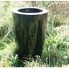 Polyester plantenbak Canna hoogglans 50x90cm.