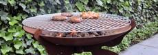 Barbecue Vuurschalen