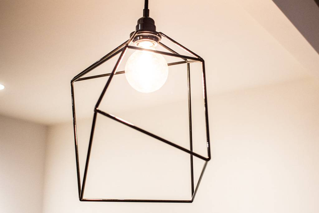 STRAFF Design Structures Series Lamp Model 02
