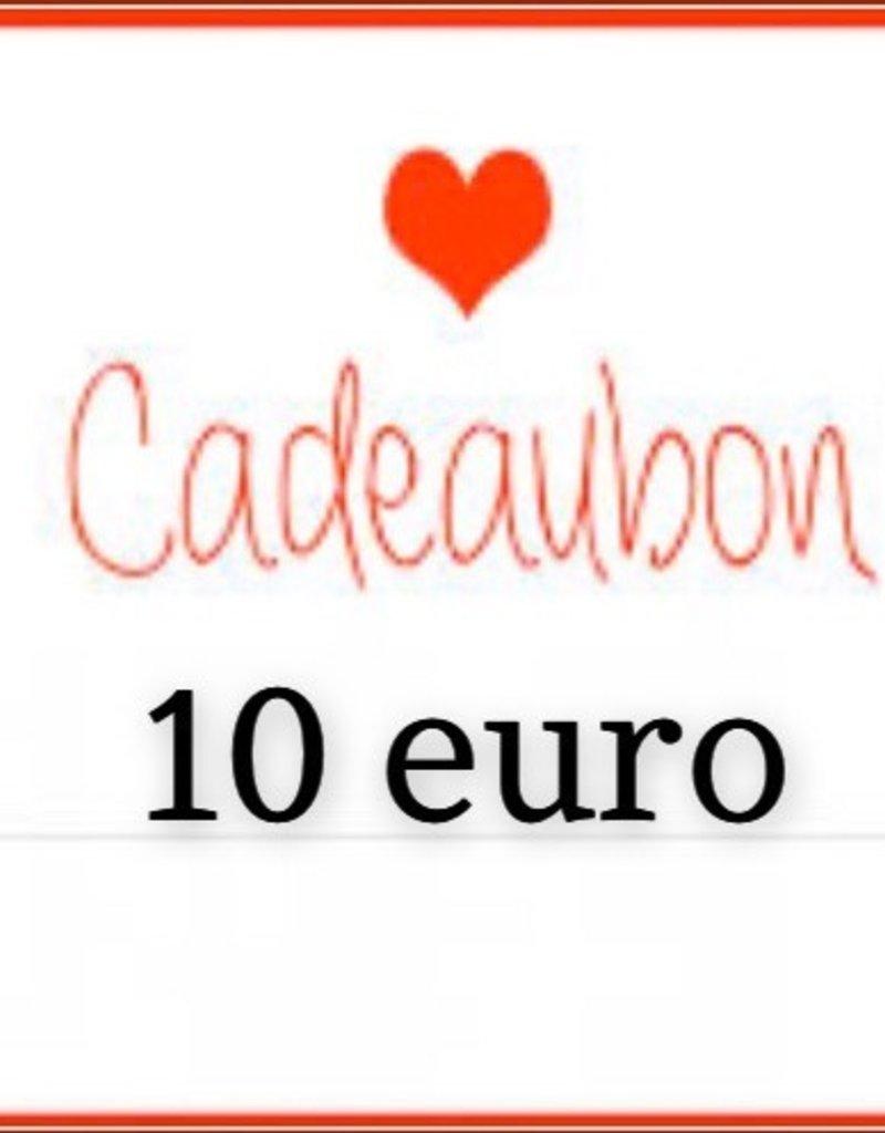 Kiekiek Friends Cadeaubon 10 euro