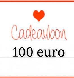 Kiekiek Friends Cadeaubon 100 euro