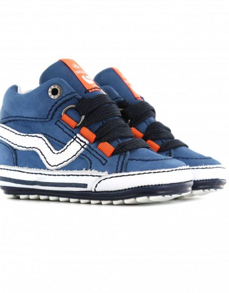 Shoesme Eerste Stap Schoentjes BP21S055 - Cobalt