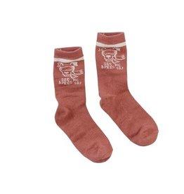 Z8 Sokken Scooby- Red rust