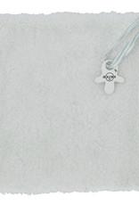 Born By Kiddo United Bib met kaart NB07 009 - White/Soft Mint