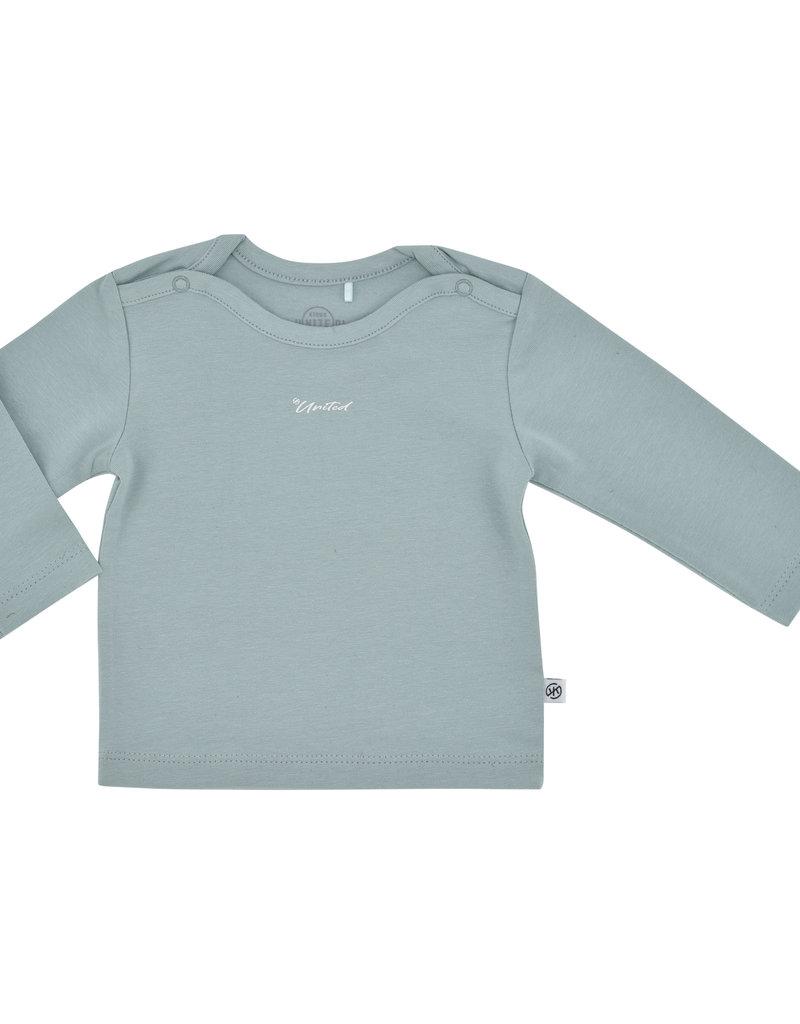 Born By Kiddo United Shirt NB05 005 - Soft Mint