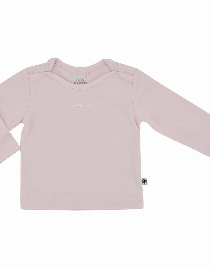 Born By Kiddo United Shirt NB05 004 - Soft Pink