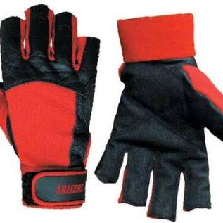 Lalizas Kevlar zeilhandschoenen met halve vingers