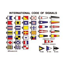 Lalizas Seinvlaggen sticker