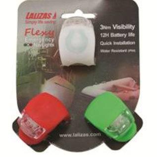 Lalizas Nood LED navigatieverlichting op batterijen