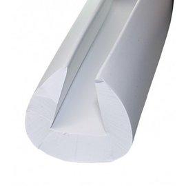 Wilks PVC Stootrand boot, type 2489  (Per meter)