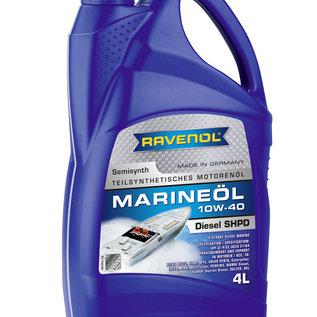Ravenol Diesel motorolie SHPD SAE 10W-40