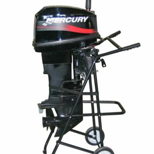 Buitenboordmotor trolley inklapbaar tot 60 kg