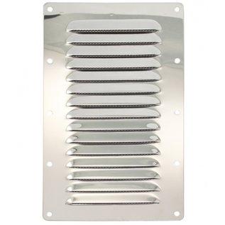 RVS ventilatieroosters met hor