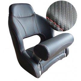 Opklapbare stuurstoel