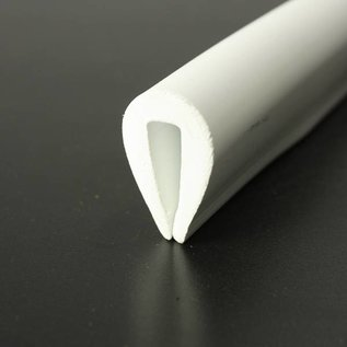 Wilks PVC Stootrand boot 9mm rand  (Per meter)