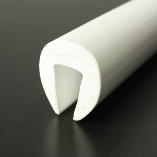 Wilks PVC Stootrand boot 15mm rand  (Per meter)