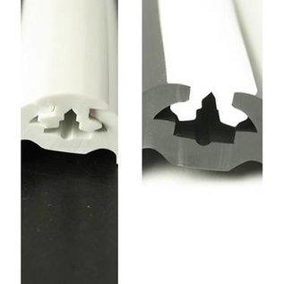 Wilks PVC Stootrand boot, type 370  (Per meter)