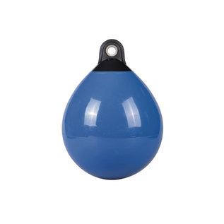 Talamex Ronde stootwil Blauw met zwarte kop
