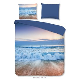 Dekbedovertrek Blue Sea