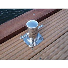 RVS Bolder voor uw boot of steiger