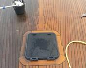Boot reiniging