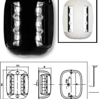 Lalizas FOS serie 20 LED navigatieverlichting