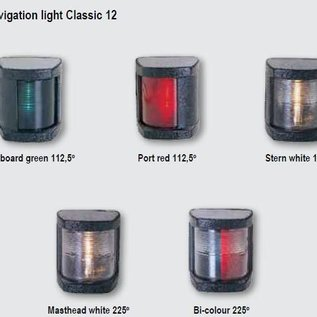 Lalizas Classic N12 Navigatieverlichting voor boten tot 12 meter